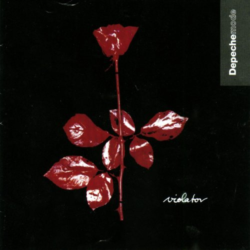 CD-Cover: Depeche Mode - Violator