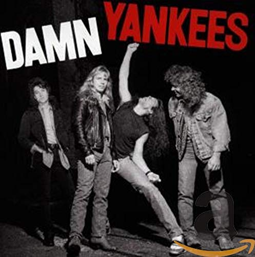 Cover of Damn Yankees