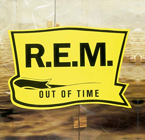 CD-Cover: R.E.M. - Out of  Time