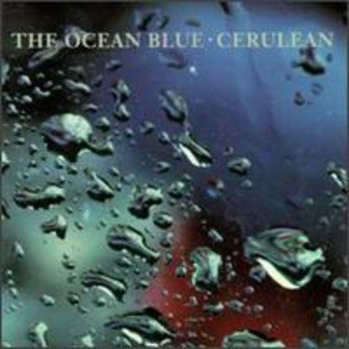 Cerulean by the ocean blue album cover for Covers from the ocean