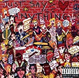 Capa de Just Say Anything (Volume V of Just Say Yes)