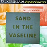 Capa do álbum Popular Favorites 1976-1992/Sand In the Vaseline