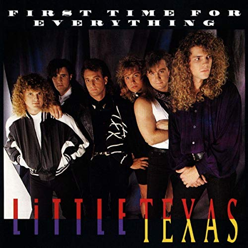 LITTLE TEXAS - First Time For Everything - Zortam Music