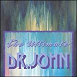 Skivomslag för The Ultimate Dr. John