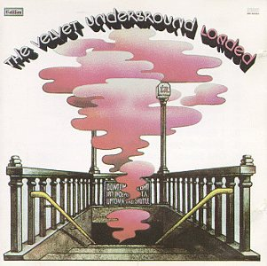 CD-Cover: The Velvet Underground - Loaded