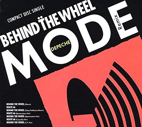 Depeche Mode - Behind The Wheel [CD-Maxi] - Zortam Music