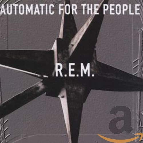 CD-Cover: R.E.M. - Automatic for the people