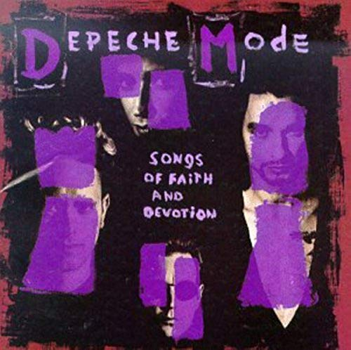 Depeche Mode - Songs Of Faith And Devotion Live - Zortam Music