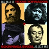 Album cover for The Best Of The Texas Tornados