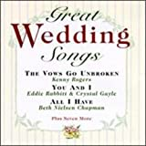 Great Wedding Songs