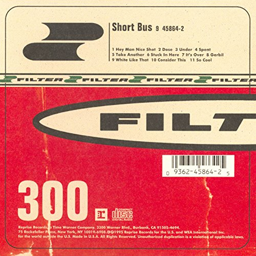 Filter - Short Bus - Zortam Music
