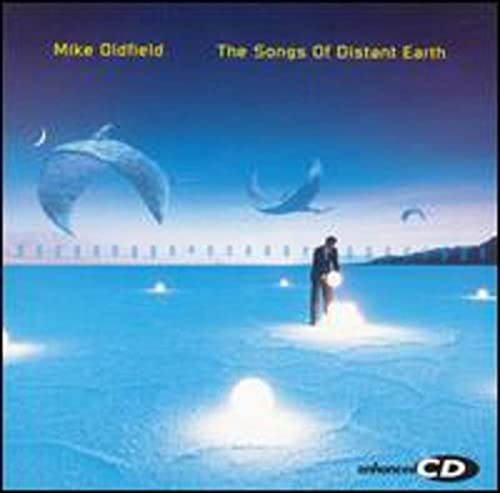 Mike Oldfield - The Songs Of Distant Earth (Enhanced CD) - Zortam Music
