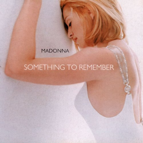 Original album cover of Something to Remember by Madonna