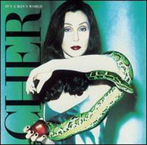 Original album cover of It's a Man's World by Cher