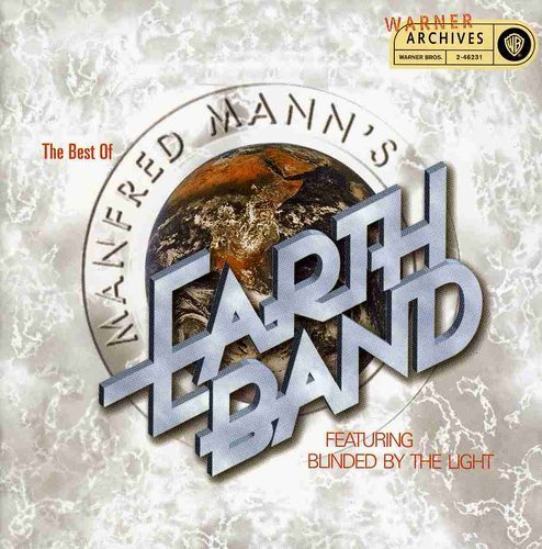 CD-Cover: Manfred Mann's Earth Band - The Best of Manfred Mann's Earth Band