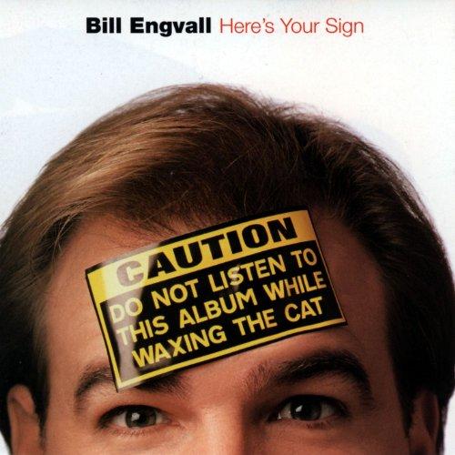 Original album cover of Here's Your Sign by Bill Engvall
