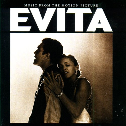 CD-Cover: Madonna - Evita The Complete Motion Picture Soundtrack