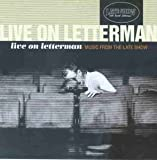 Albumcover für Live on Letterman: Music From the Late Show