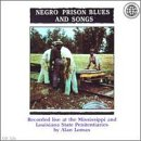Cubierta del álbum de Negro Prison Blues and Songs