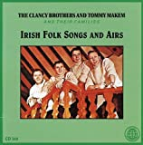 Cover of Irish Folk Songs and Airs