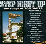 Cubierta del álbum de Step Right Up: The Songs of Tom Waits