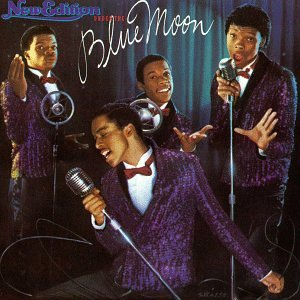 NEW EDITION - Under the Blue Moon - Zortam Music