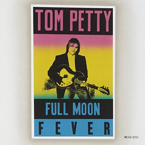 CD-Cover: Tom Petty - Full Moon Fever