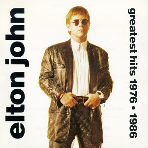 Elton John - Greatest Hits 1976 - 1986