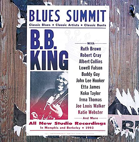 B.B. King - Blues Summit - Zortam Music