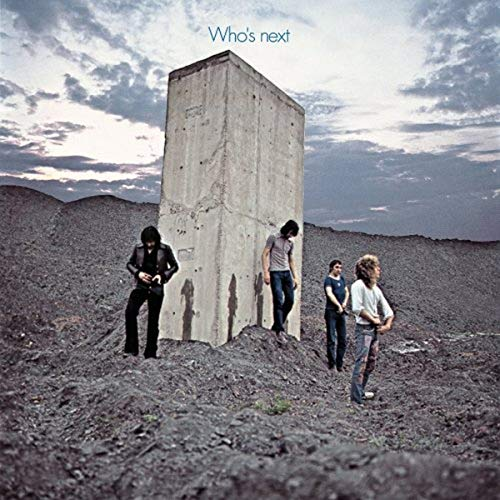 The Who: Who´s next