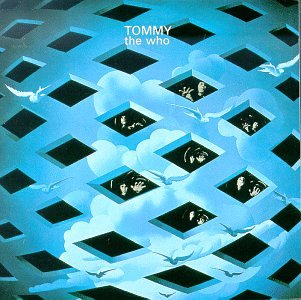 Original album cover of Tommy (1969 Original Concept Album) by The Who