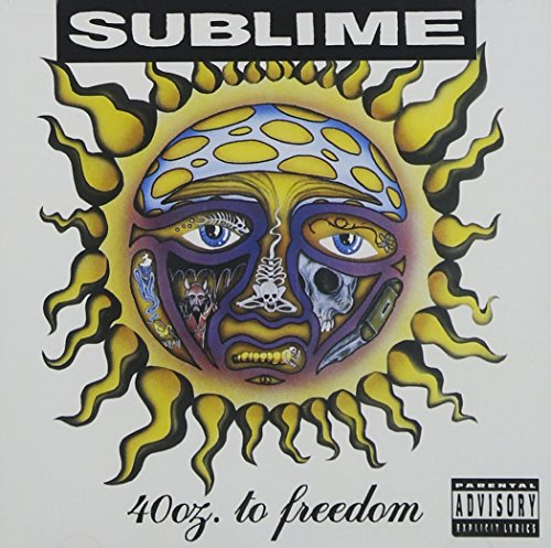 Pochette de l'album pour 40 Oz. to Freedom