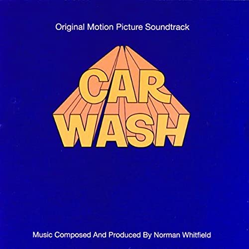 CD-Cover: Rose Royce - Car Wash