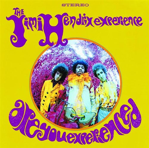 Original album cover of Are You Experienced by The Jimi Hendrix Experience