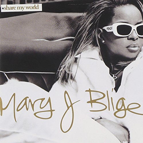 CD-Cover: Mary J Blige - Share My World/Bonus Track Int