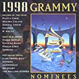 Capa do álbum 1998 Grammy Nominees