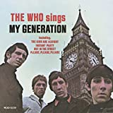 album art to The Who Sings My Generation
