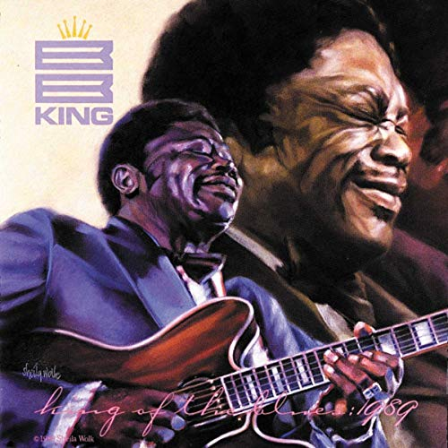 B.B. King - King of Blues: 1989 - Zortam Music