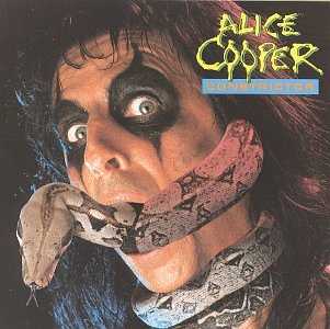 Constrictor by Alice Cooper album cover