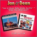 Jan &amp; Dean Take Linda Surfin'/Ride the Wild Surf