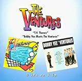 Album cover for TV Themes/Bobby Vee Meets the Ventures