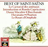 Best Of Saint-Saëns ~ by Camille Saint-Saens, Georges Pretre, Walter Susskind (Audio CD)