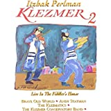 Album cover for Itzhak Perlman - Live in the Fiddler's House