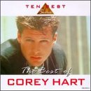 Skivomslag för The Best of Corey Hart
