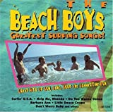Pochette de l'album pour Greatest Surfing Songs