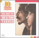 Album cover for The Best of Ike & Tina Turner