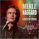 Album cover for Country Pride
