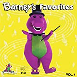 Album cover for Barney's Favorites, Vol. 1