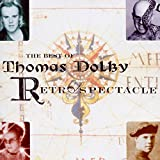 Album cover for The Best of Thomas Dolby: Retrospectacle