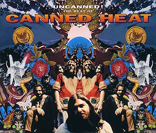 Canned Heat - Uncanned_ The Best Of - Zortam Music